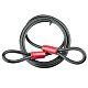Cables de seguridad, cadenas y puntos de anclaje